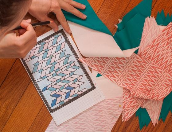 quilt-working